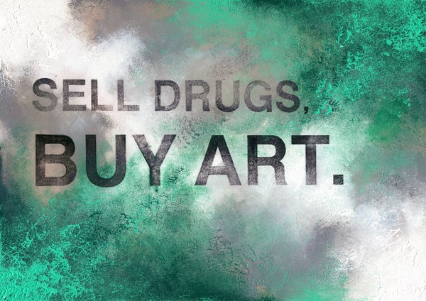 Image of BUY ART (Limited Edition Print)