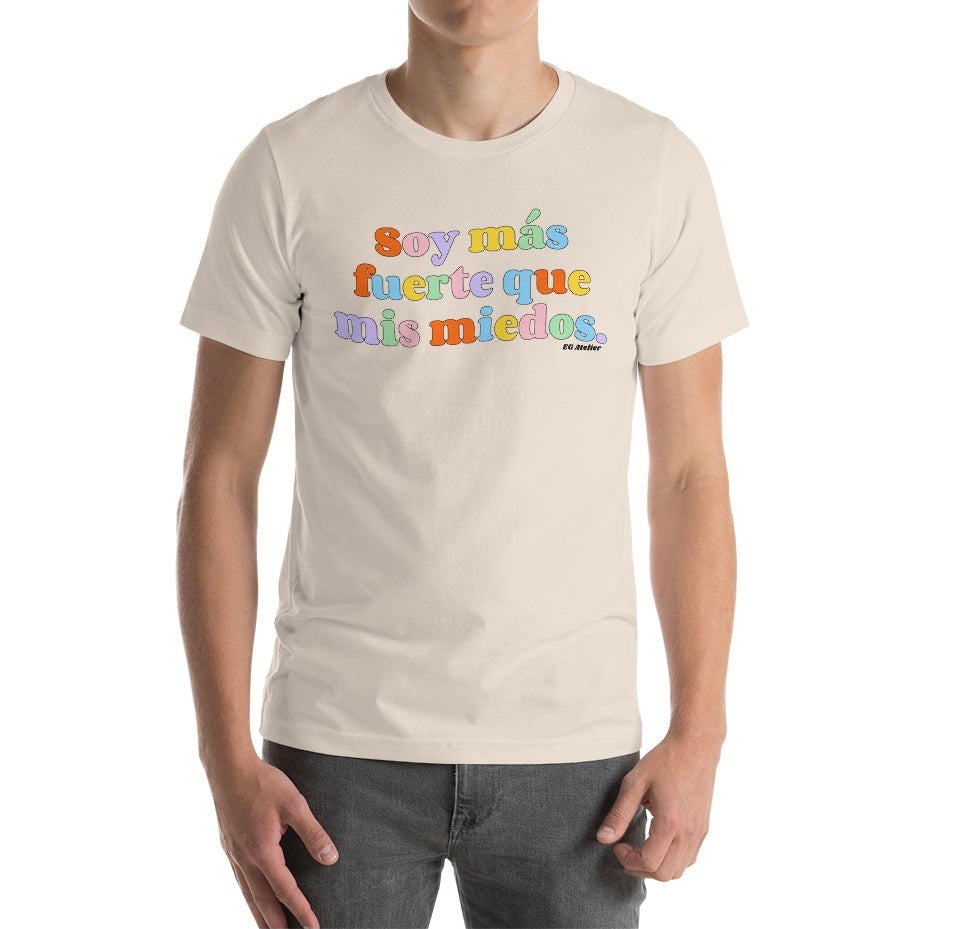Image of Stronger than my Fears TShirt