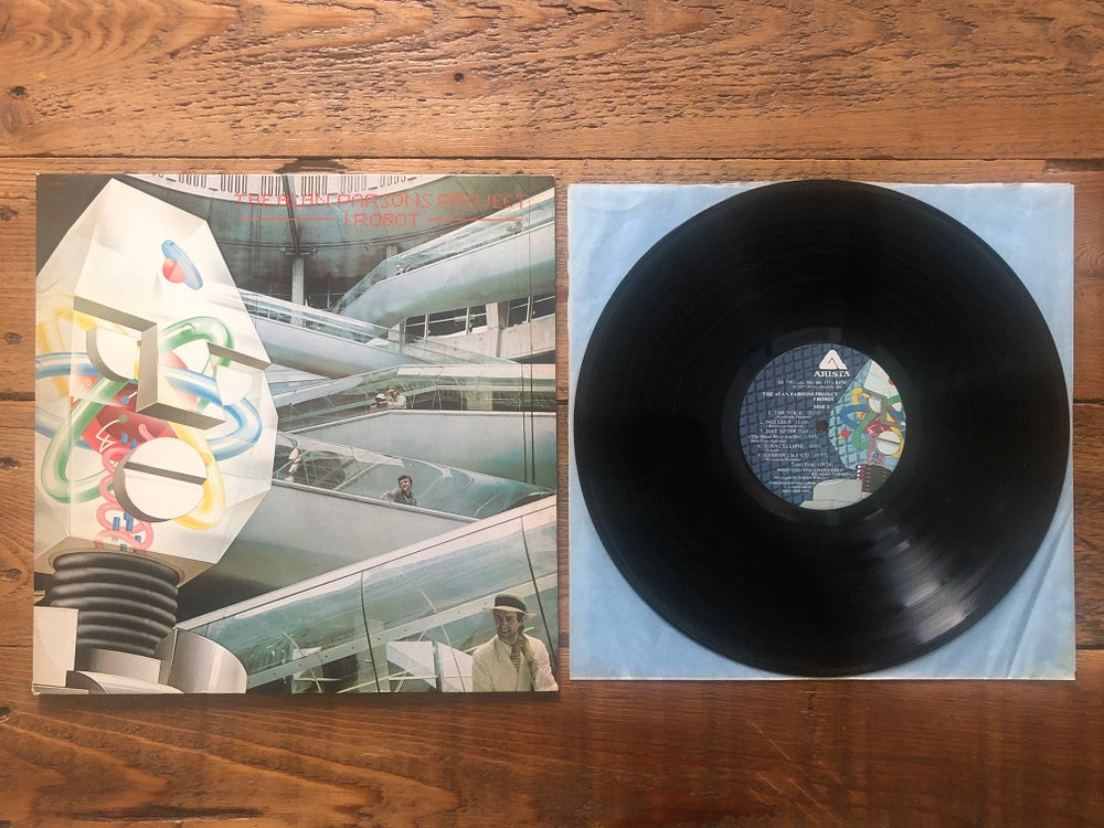 Image of Alan Parsons project - I Robot (Used)