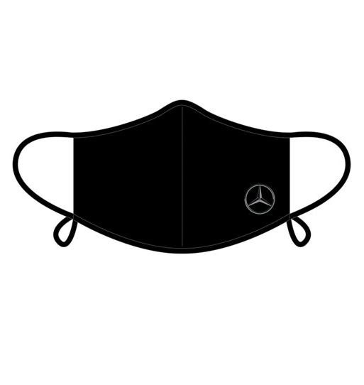 2-Layer Adjustable Face Mask