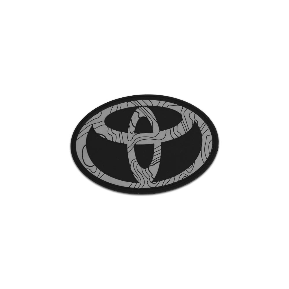 Image of Car Series: Toyota Tamography™ Grey Patch