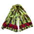 Yellow Coral Gifinas Scarf Image 2