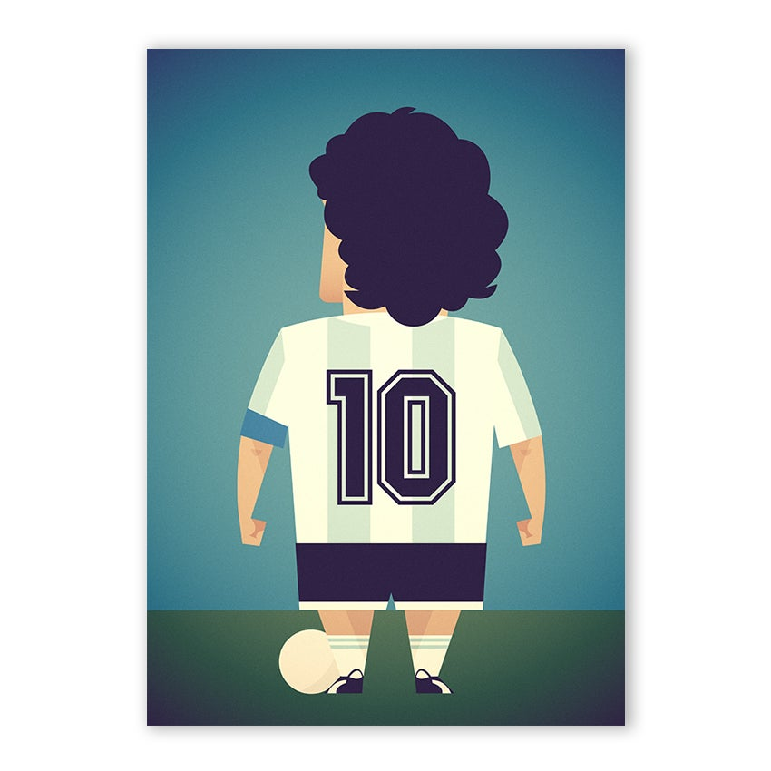 Maradona No.10