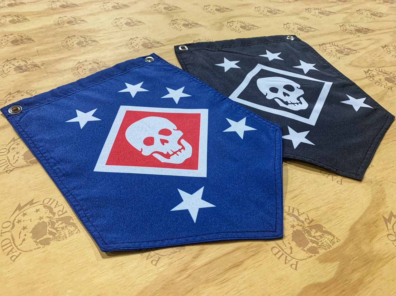 Image of Raider Shield Banner/Flag