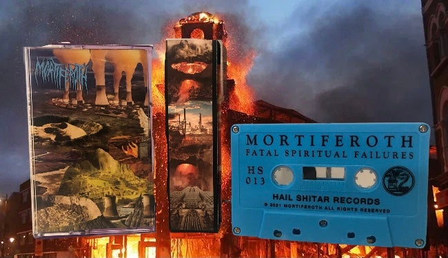 Image of Mortiferoth - Fatal Spiritual Failures EP