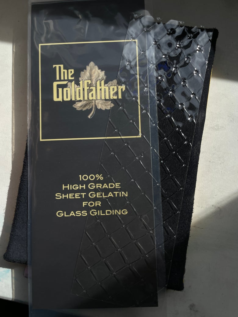 Image of Goldfather Gilders gelatin sheets
