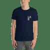 Adult - Sling-Shot-Shot Young Artists Tee. Short-Sleeve Unisex T-Shirt