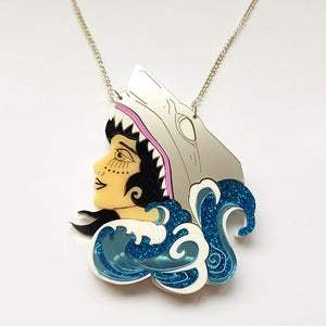 Image of Woman of the Ocean Necklace