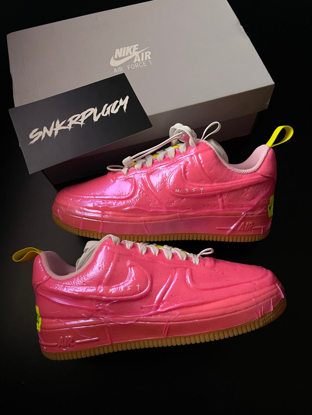 Nike Air Force 1 Experimental / Racer Pink