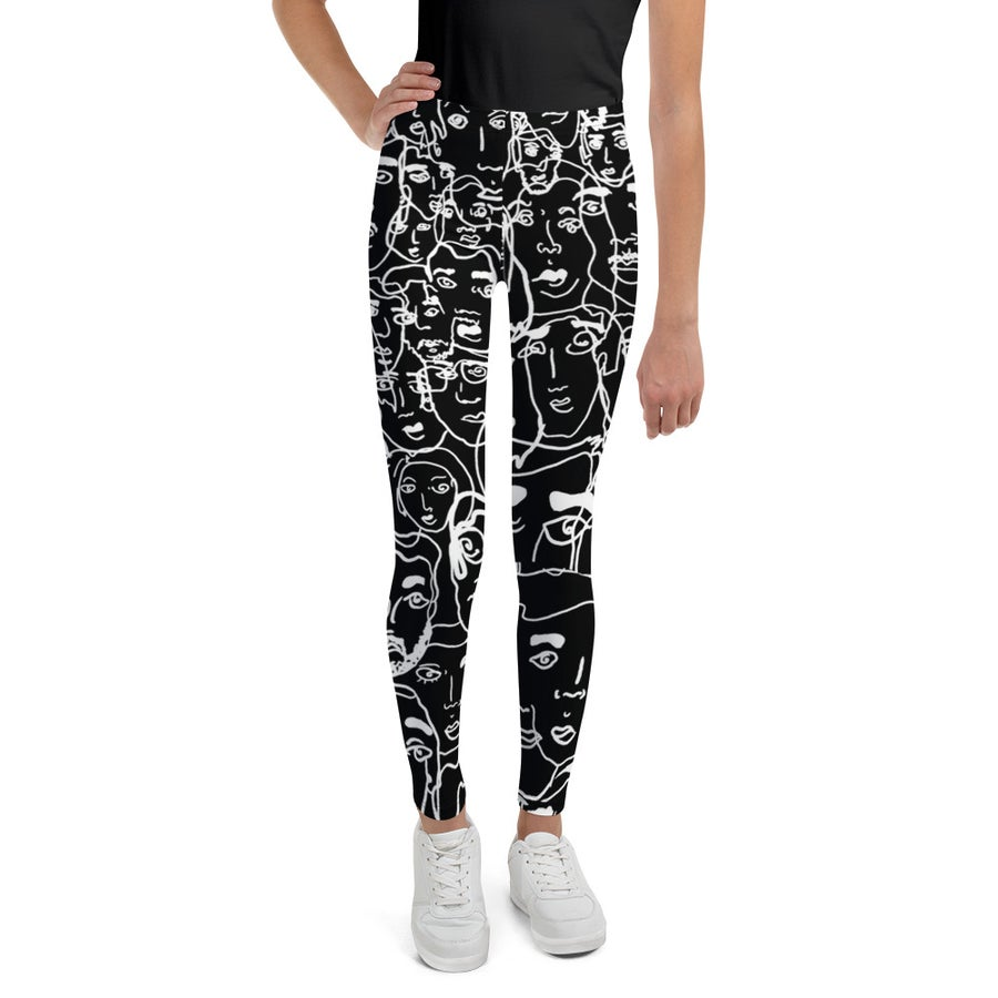 Image of Youth Leggings