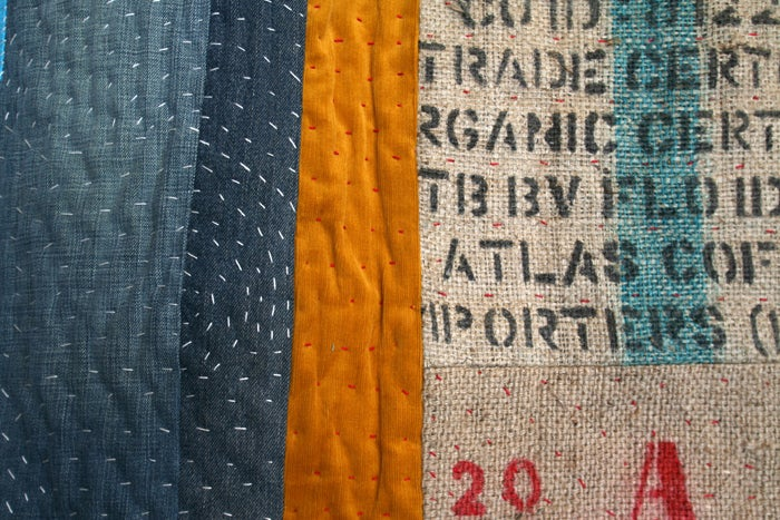 Image of thatcher's quilt
