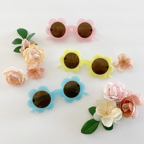 Image of Jelly Daisy Flower Sunnies