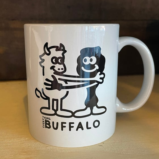 Image of Buffalove Coffee Mug