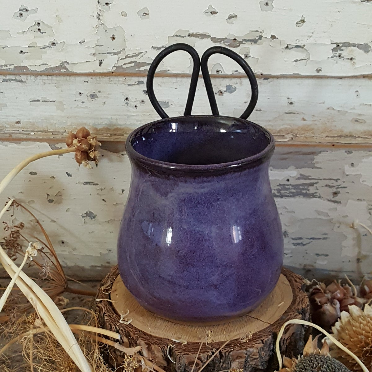 Image of Small Crafter's Catch-all and snips: Huckleberry (Purple)