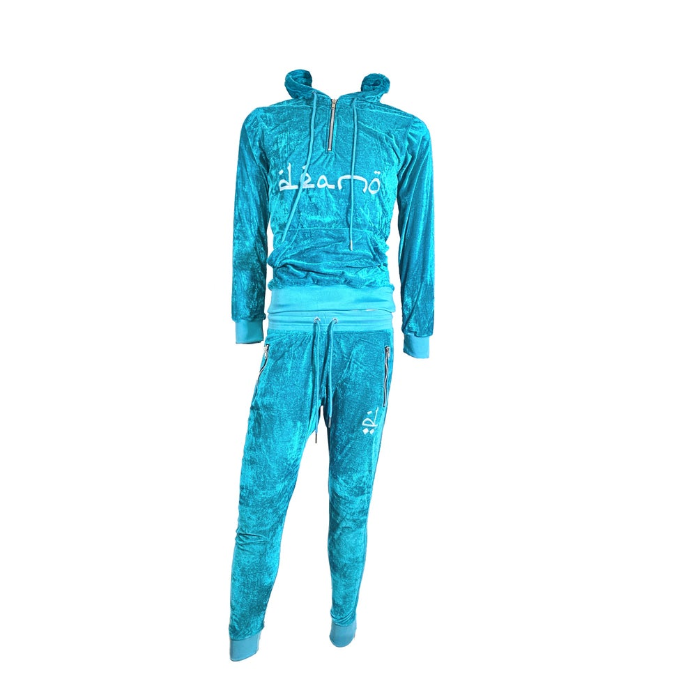 Image of Seabreeze Big Don Velour Sweatsuit