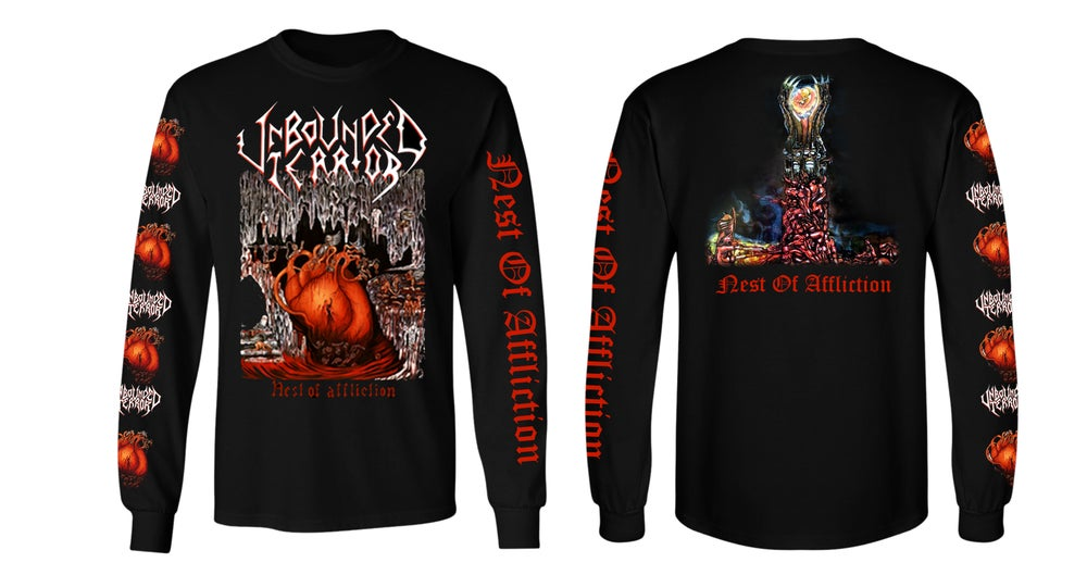 PRE  -ORDER Unbounded Terror -  Nest of Affliction