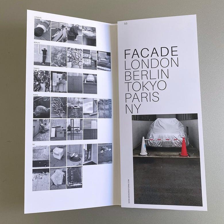 Image of FACADE | €40 (ex. ppd)