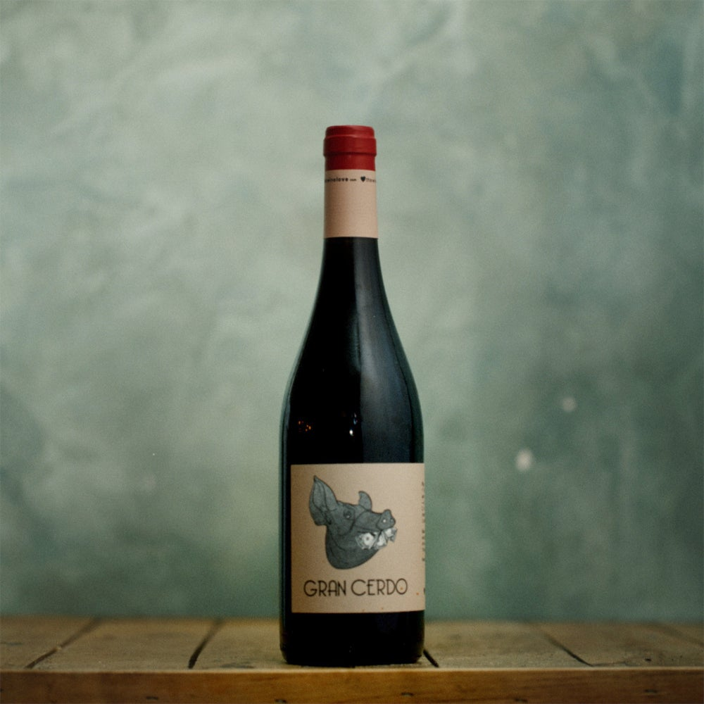 Monty Wines Tinto/ Verde