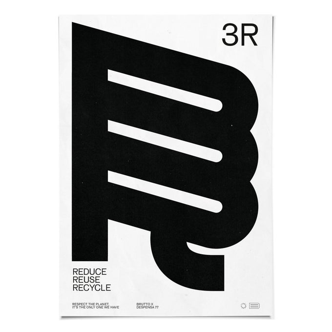 Image of 3R 50x70cm Poster