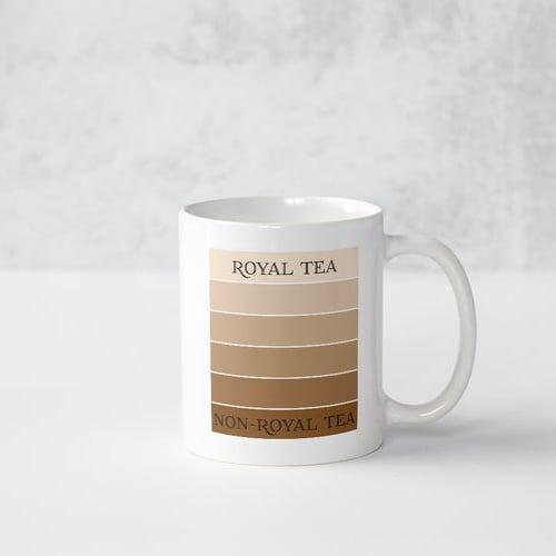 Royal Tea Mug