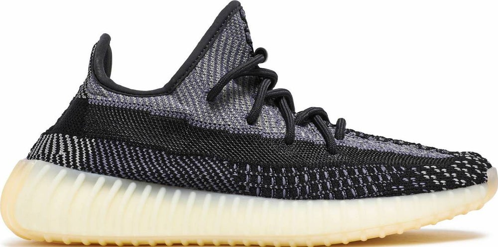 """Image of Adidas Yeezy Boost 350 """"Carbon"""" Sz 10.5"""