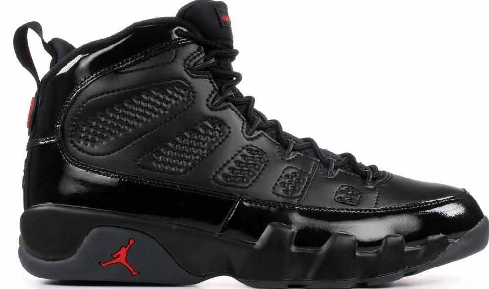 """Image of Nike Retro Air Jordan 9 """"Bred"""" Sz 10"""