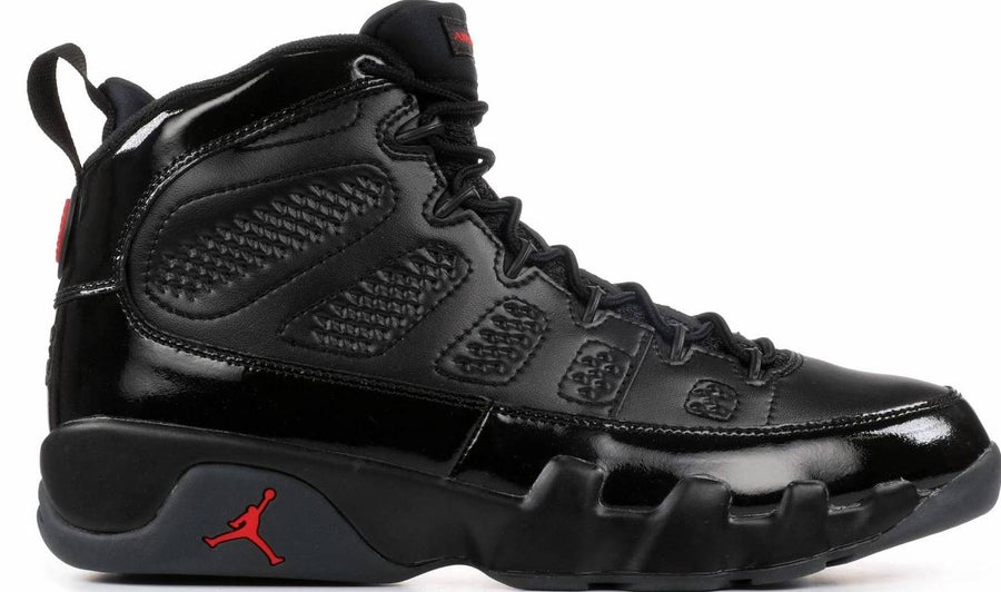 "Image of Nike Retro Air Jordan 9 ""Bred"" Sz 10"