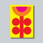 Image of Happyland Sunflower card