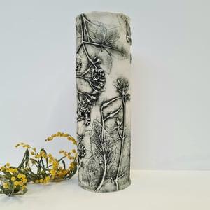 Medium Vase Garden Dark Green