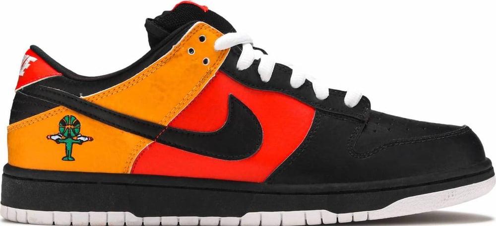 "Image of Nike Dunk Low Pro SB ""Raygun (05')"" Sz 9"