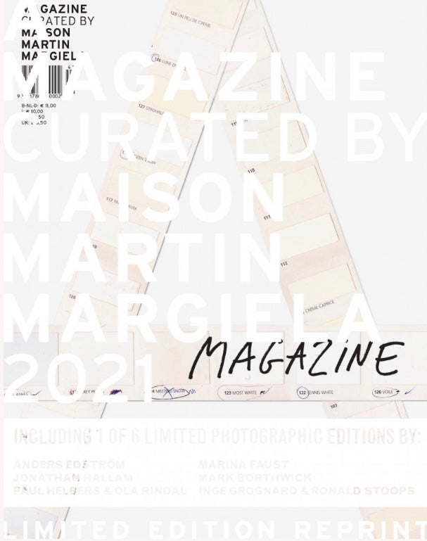 Image of (A Magazine Curated By Maison Martin Margiela) (Special Edition Reprint)