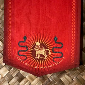 Image of Order of the Golden Fez Degrees of Unenlightenment Banner
