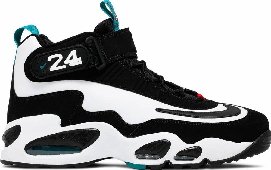 "Image of Nike Air Griffey Max ""Freshwater"" Sz 9.5"