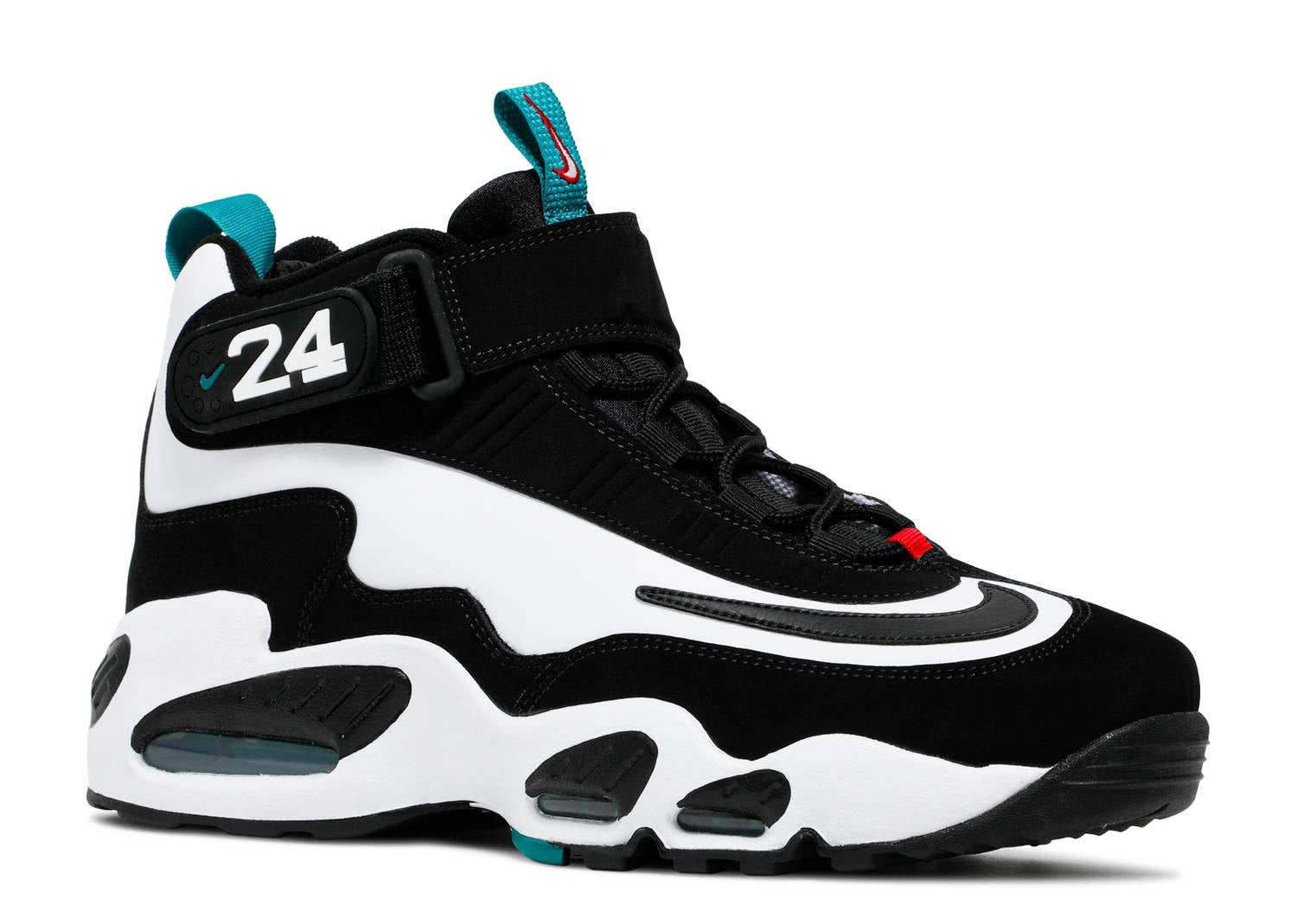 """Image of Nike Air Griffey Max """"Freshwater"""" Sz 9.5"""