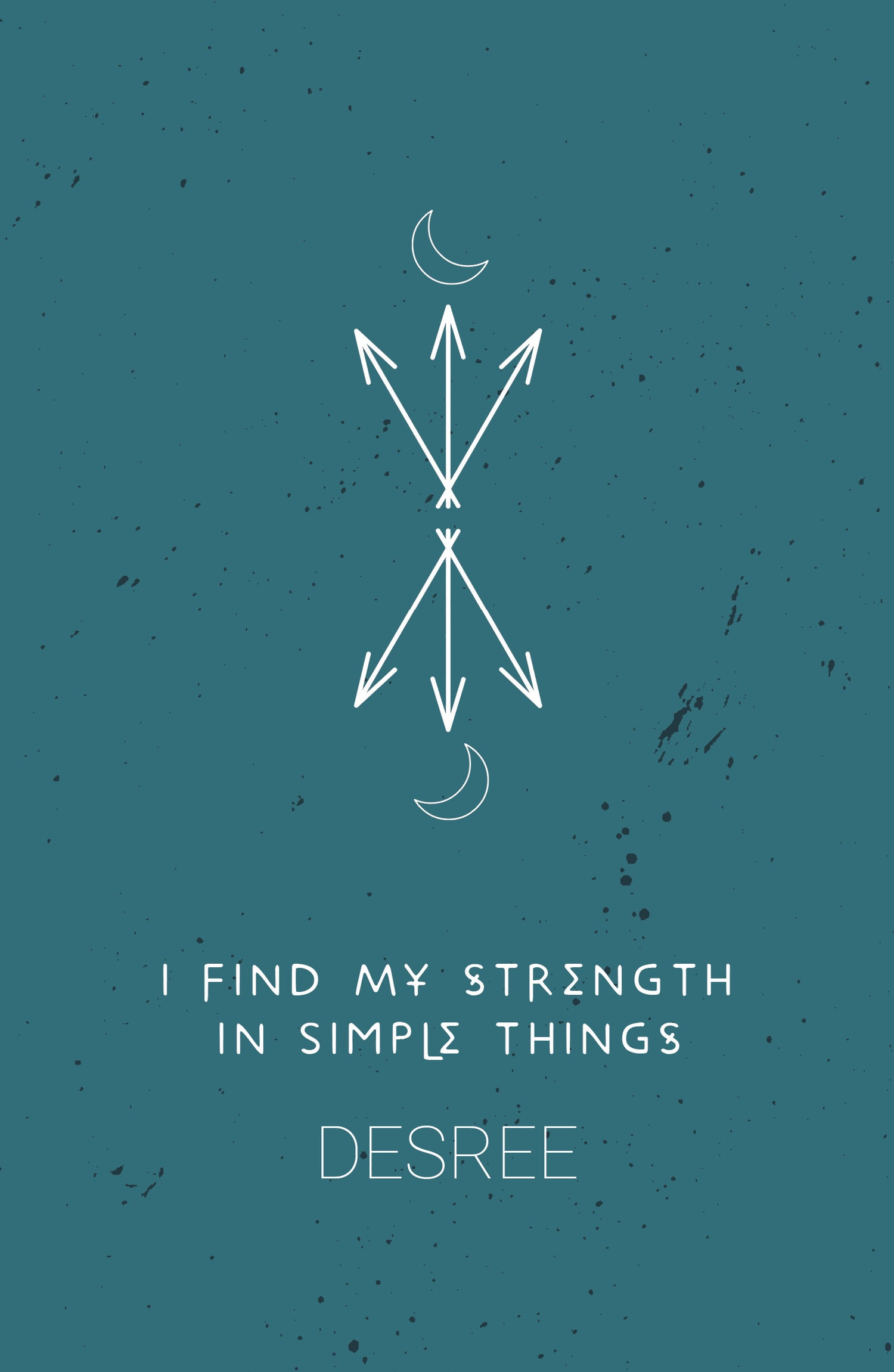 Image of I Find My Strength In Simple Things (2nd Edition)