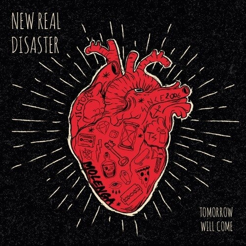 Image of New Real Disaster - Tomorrow Will Come Lp