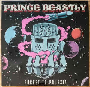 Image of Prince Beastly - Rocket To Prussia Lp