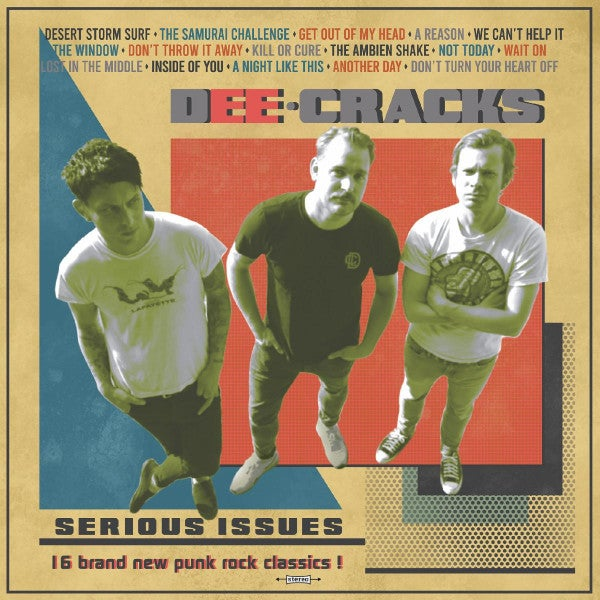Image of Deecracks - Serious Issues Cd (import)