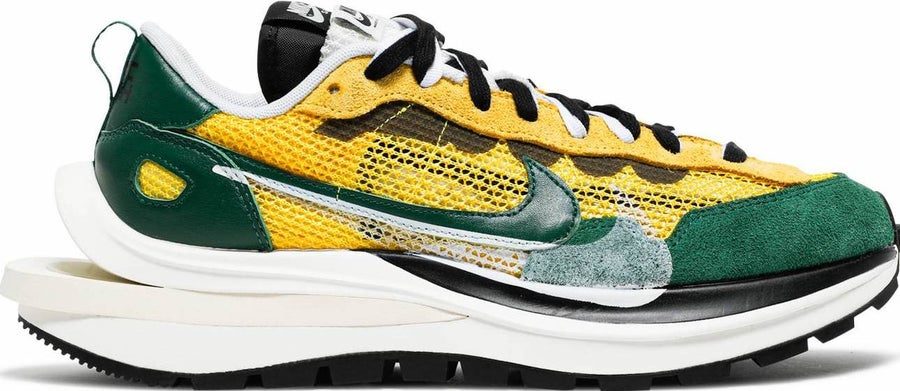 "Image of Nike Sacai x Vaporwaffle ""Tour Yellow"" Sz 8.5"