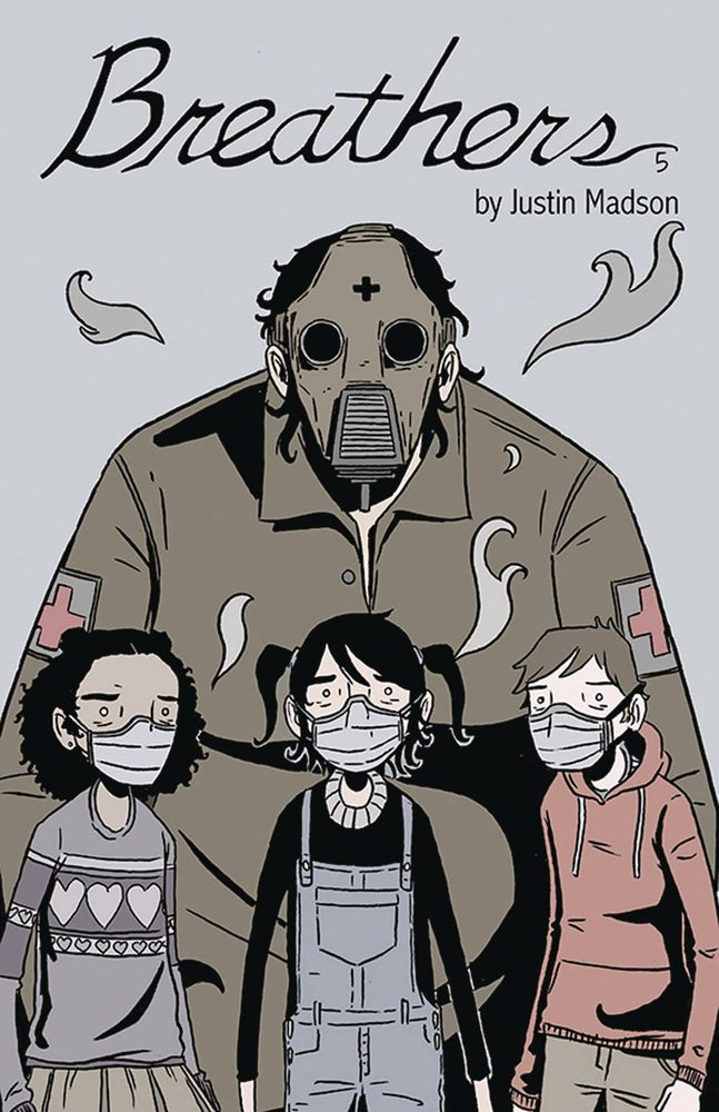 Image of BREATHERS #5 (COVER A)