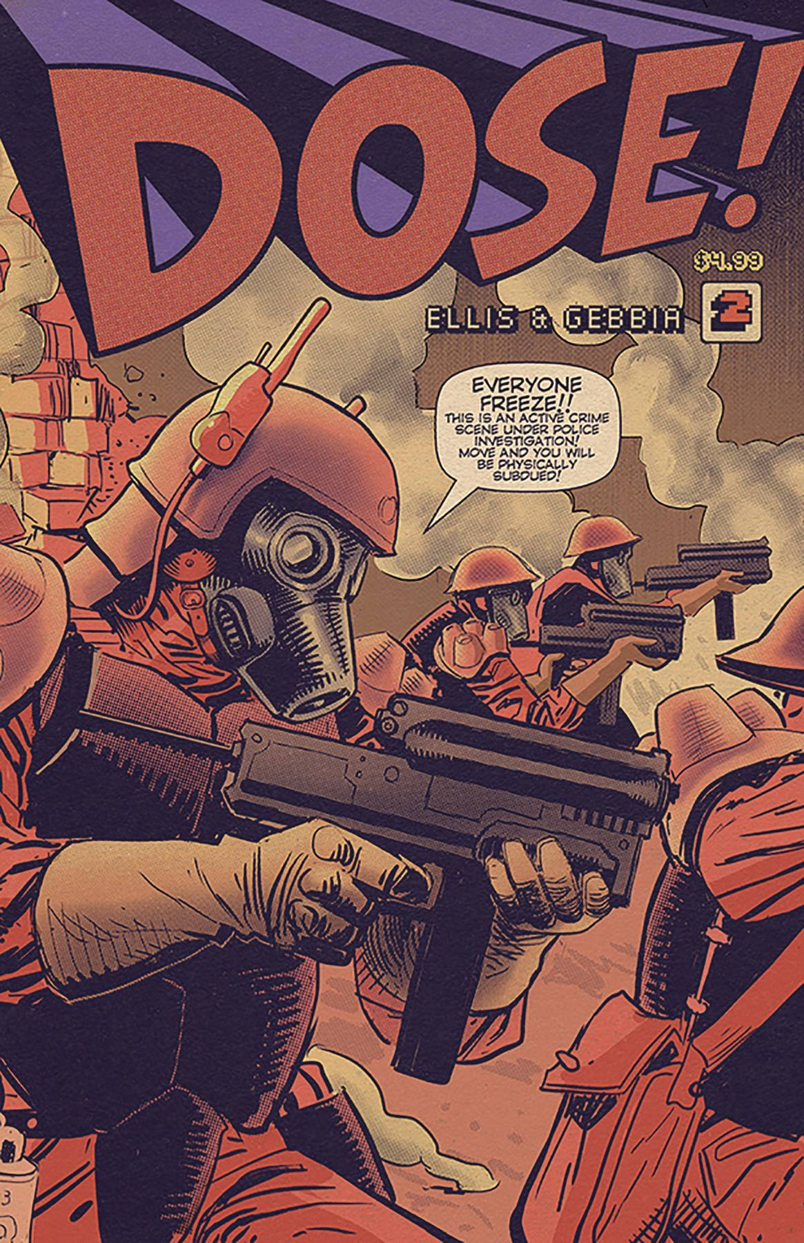 Image of DOSE! #2 (COVER B)