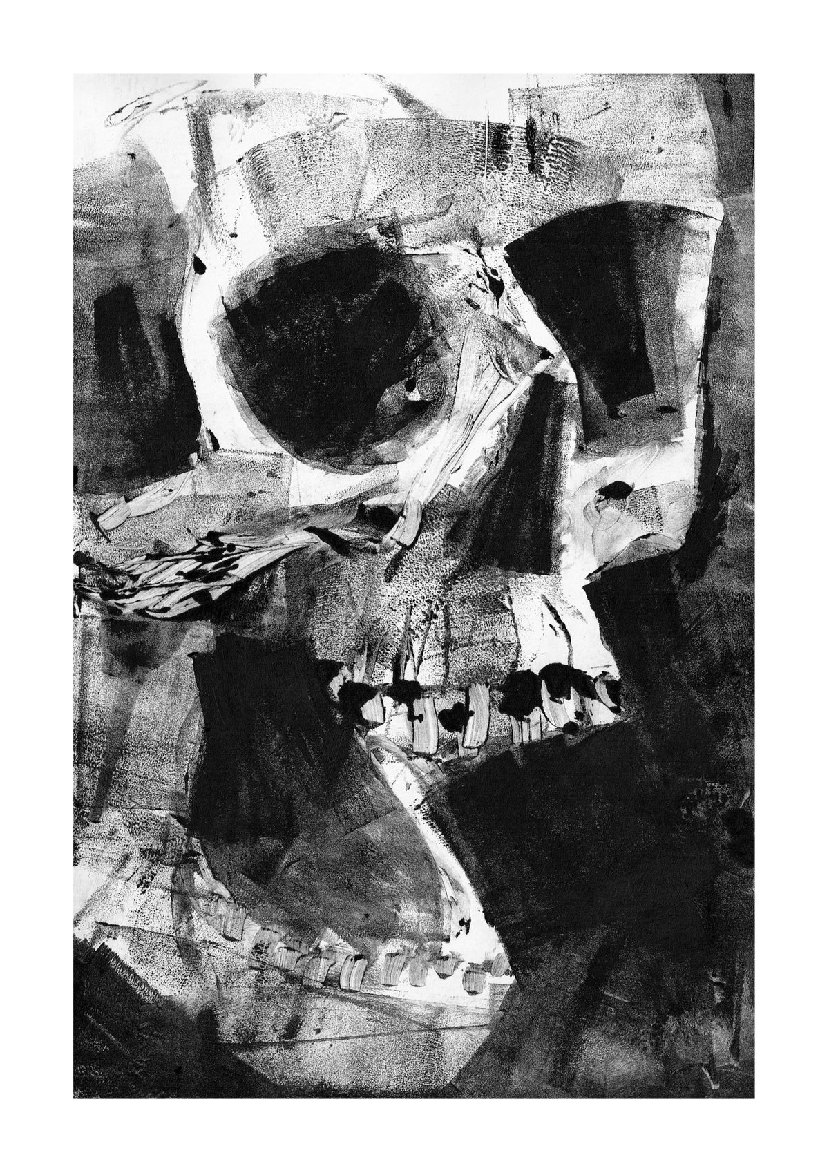 Image of Skull limited series