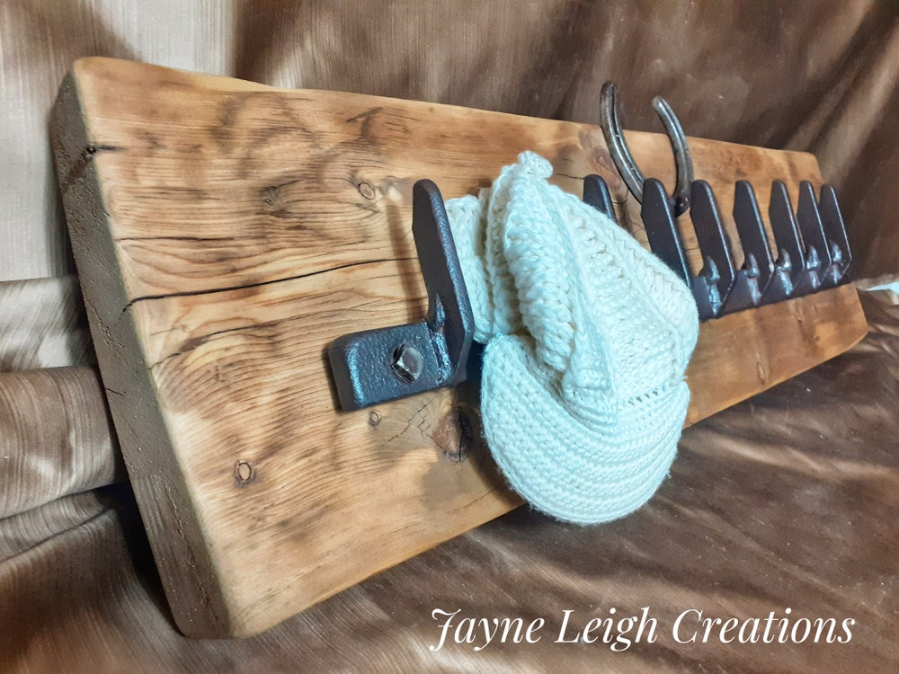 Image of  Rustic Coat Hanger