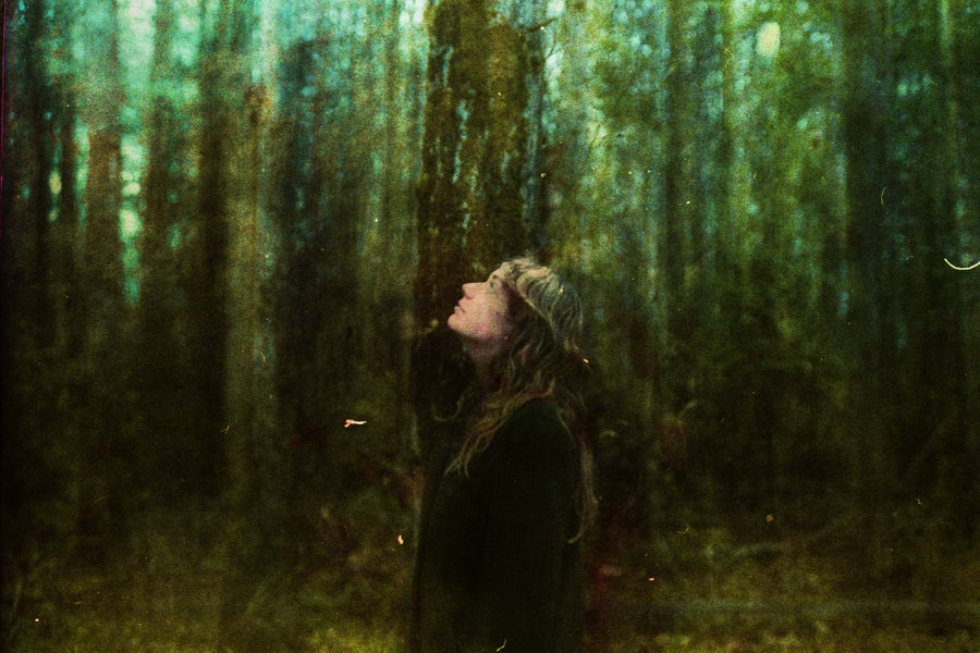 Image of Green Forest Magick.