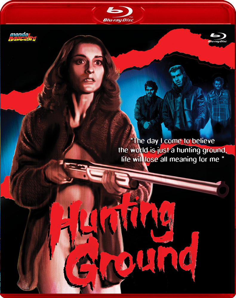 Image of HUNTING GROUND - Limited Red Case Edition