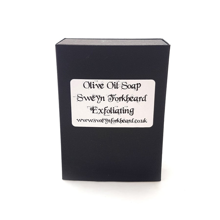 Image of Exfoliating Olive Oil Soap (Pack of 2)
