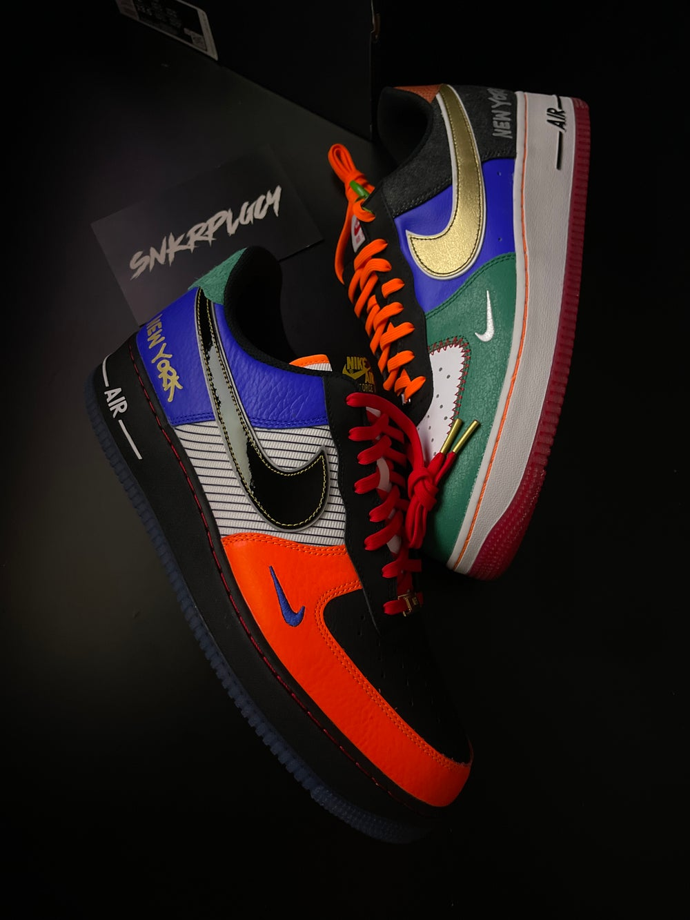 Nike Air Force 1 / NYC Of Athletes