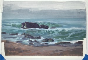Image of Laguna Beach Plein air