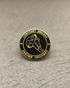 Logo Pin Gold