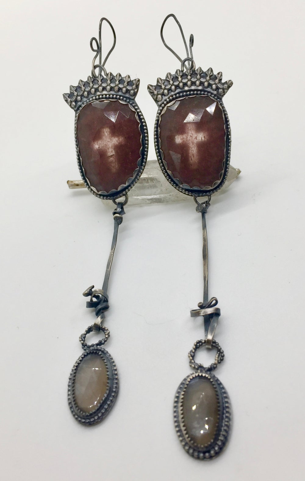 Image of The Princesses Earrings
